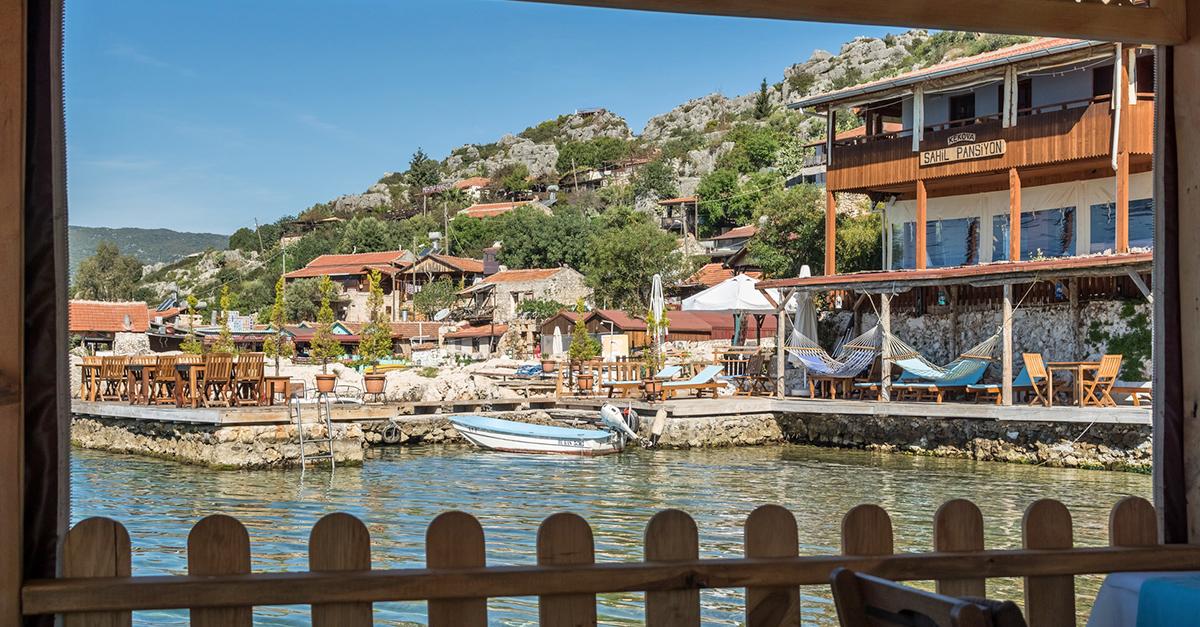 Akdeniz'in En güzel Koylarında Yüzün