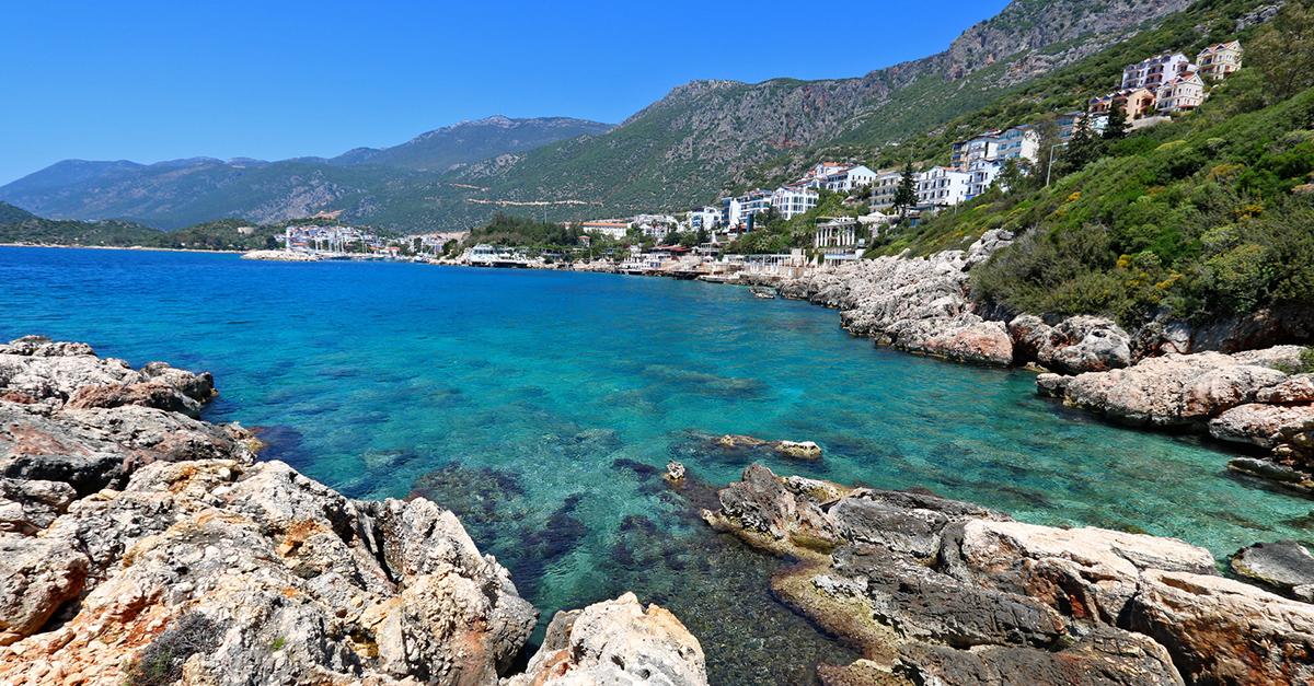Akdeniz'in İncisi Kaş'ı gezin