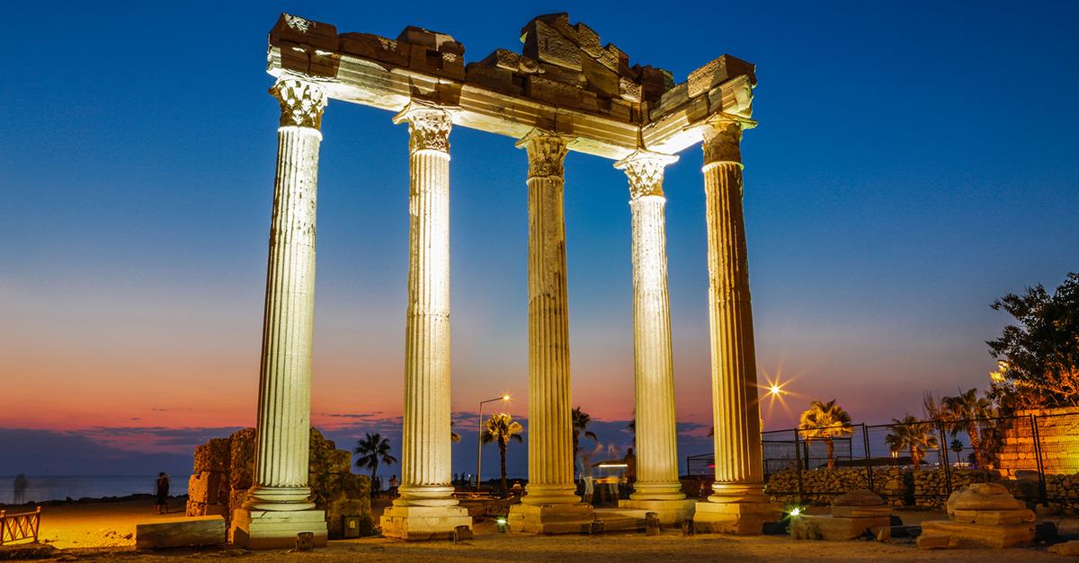 Apollon Tapınağı'nı Ziyaret Edin