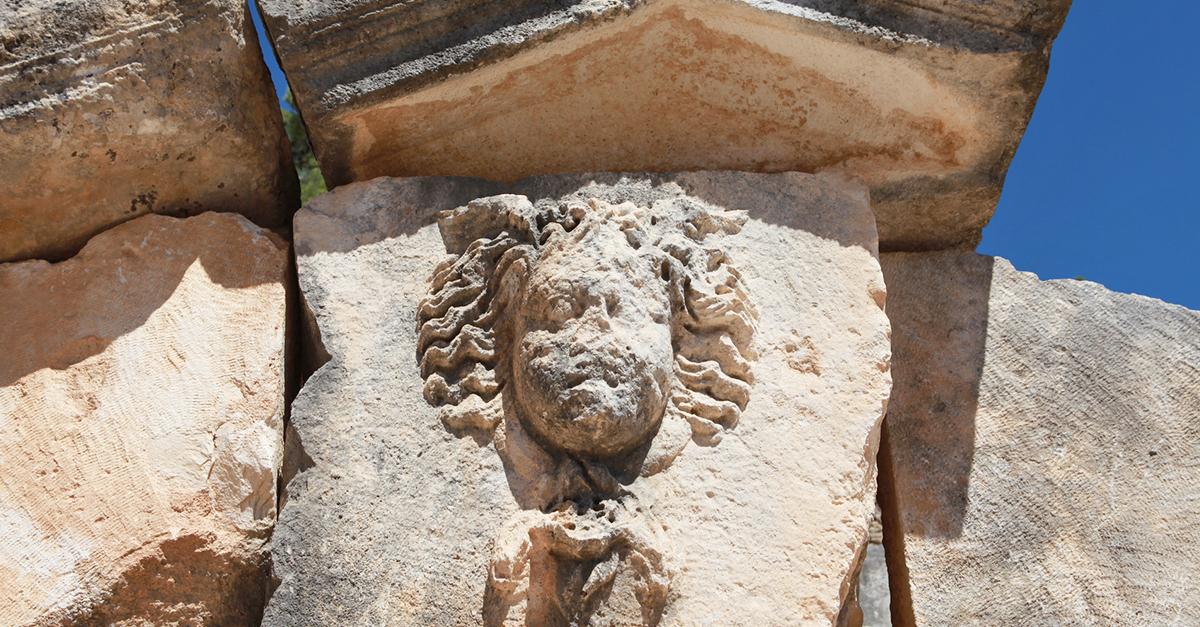 Arykanda'nın Hellenistik Harabeleri