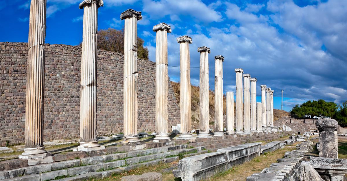 Asklepion Tapınağı