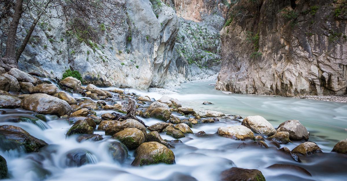 Avrupa'nın En Büyük 2. Kanyonunu Gezin