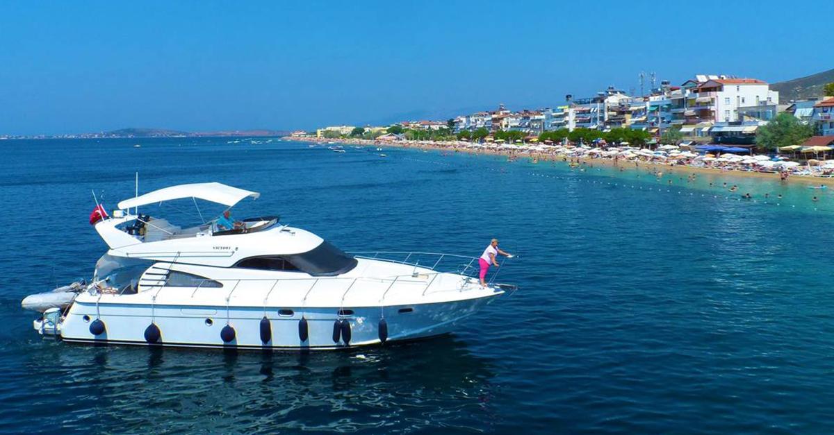 Avşa ve Kapıdağ Kıyılarını Tekne Turuyla Keşfedin