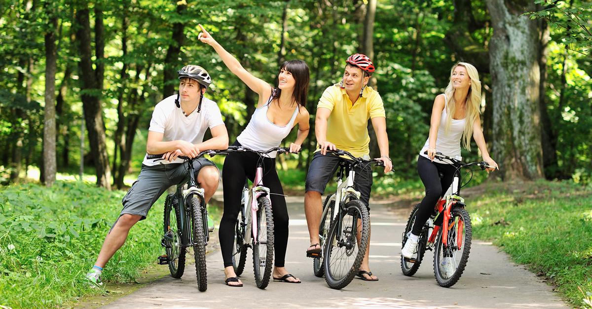 Bisiklet Turu İle Bölgeyi Keşfedin