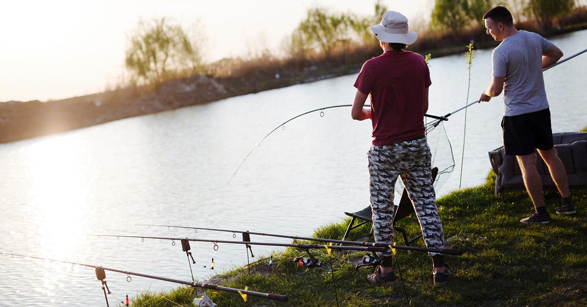 Dalyan (Lagün) Gölü'nde Balık Avlayın