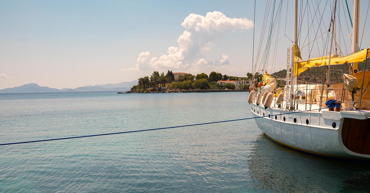 Datça Koylarında Tekne Gezintilerine Katılabilirsiniz