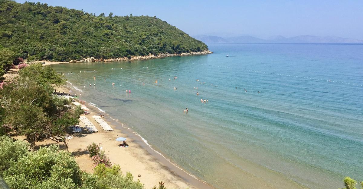 Dilek Yarımadası - Büyük Menderes Milli Parkını Keşfedin