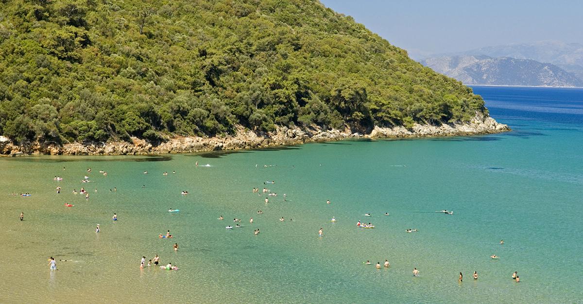 Dilek Yarımadasında Yüzebileceğiniz Yerler