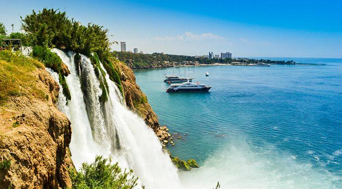 Dört mevsim tatil yapmak isteyenlerin tatil cenneti Antalya