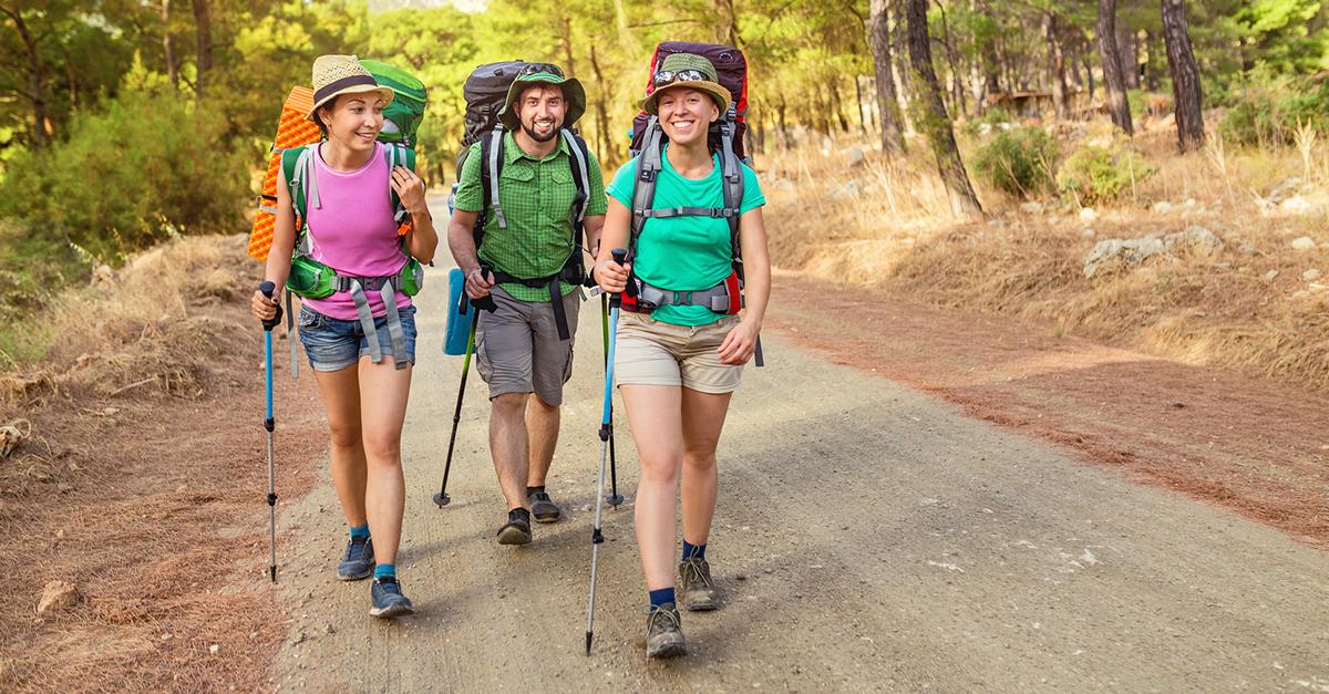 Dünyanın en iyi 10 yürüyüş yolundan birinde yürüyün