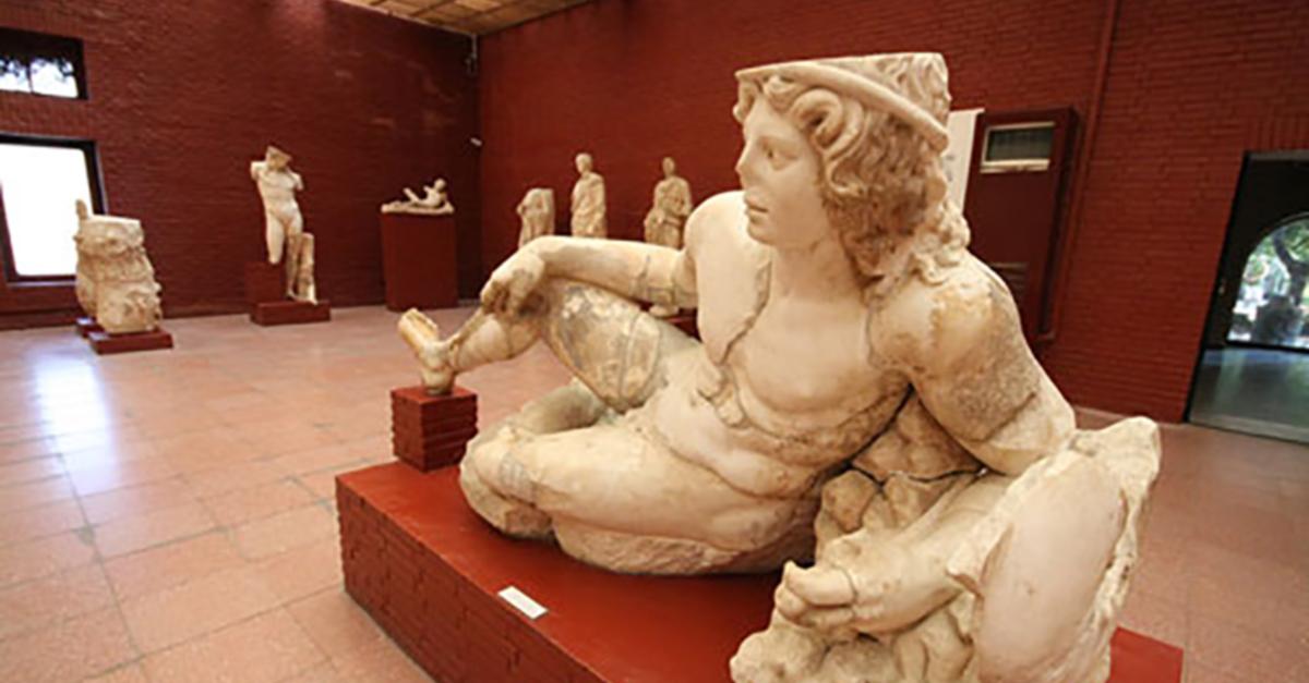 Efes Müzesi'ni Gezin