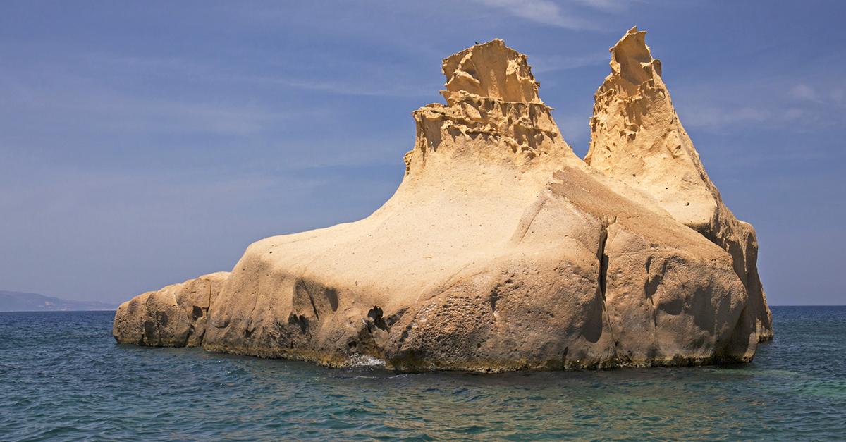 Efsanevi Siren Kayalıklarını Görün