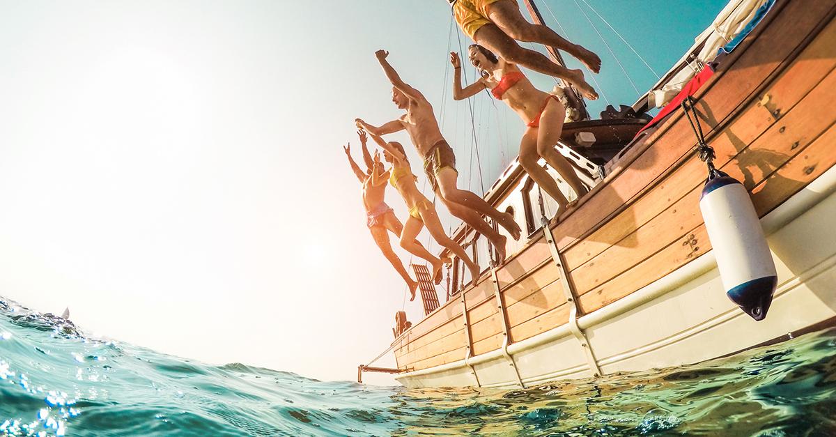 Eşsiz Koyları Gezeceğiniz Tekne Turlarına Katılın