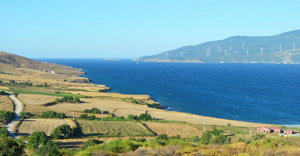 Harika Manzaralara Sahip Paşalimanı Adası'nı Gezin