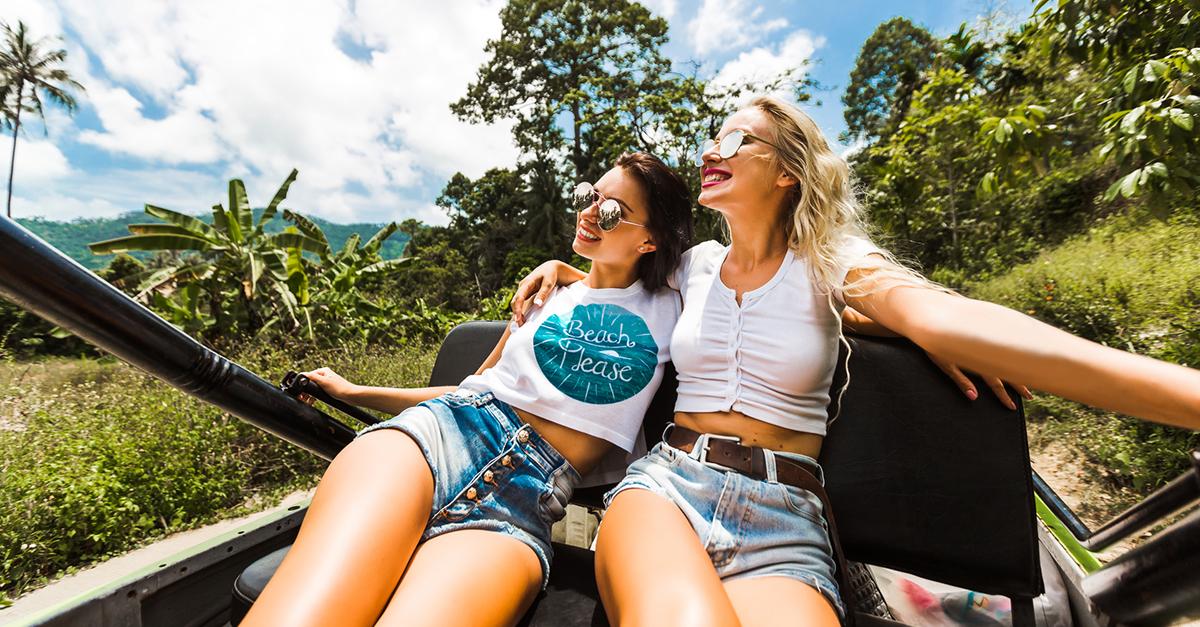 Jeep safari ile doğal yaşamı izleyin