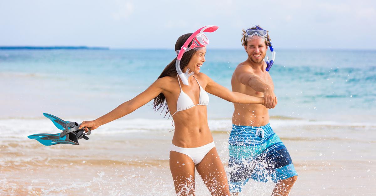 Kalkan Plajında Şnorkelle Dalışlar Yapın