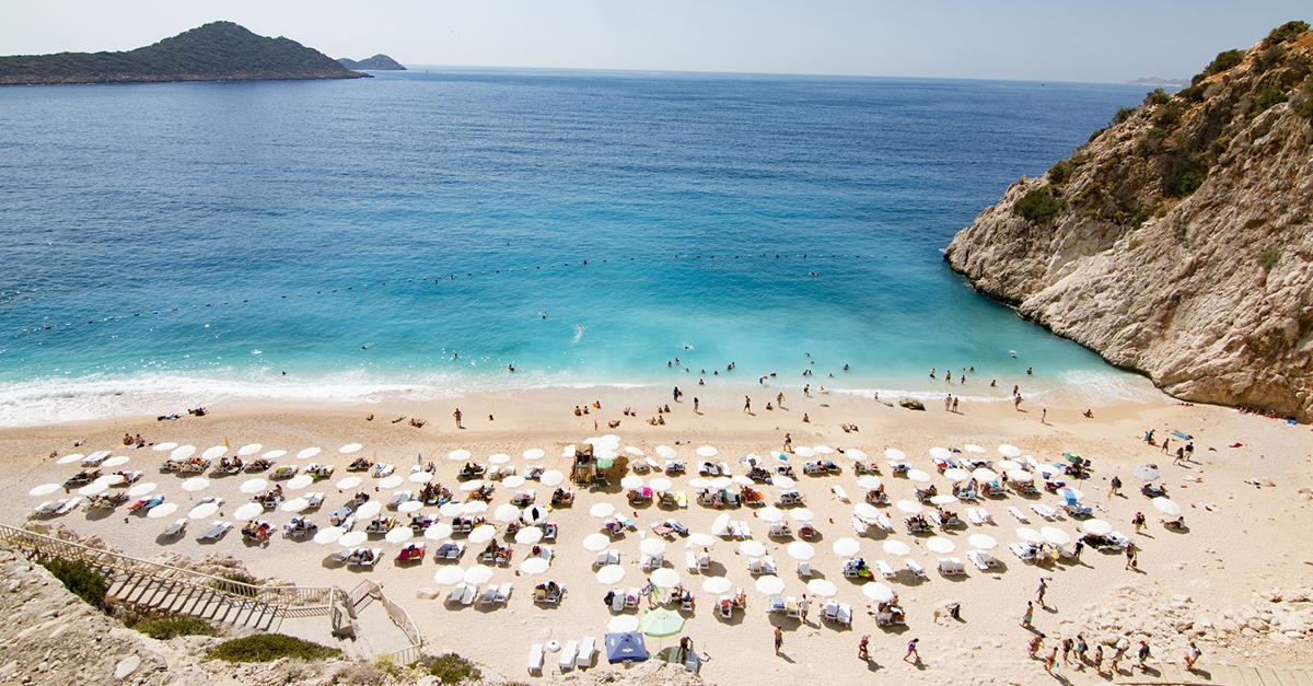 Kalkanın Muhteşem Plajları