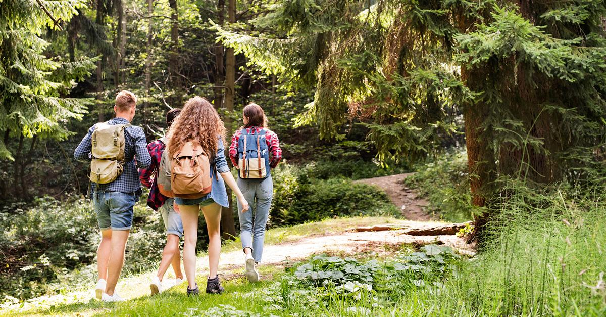 Benzersiz doğa yürüyüşlerine katılın