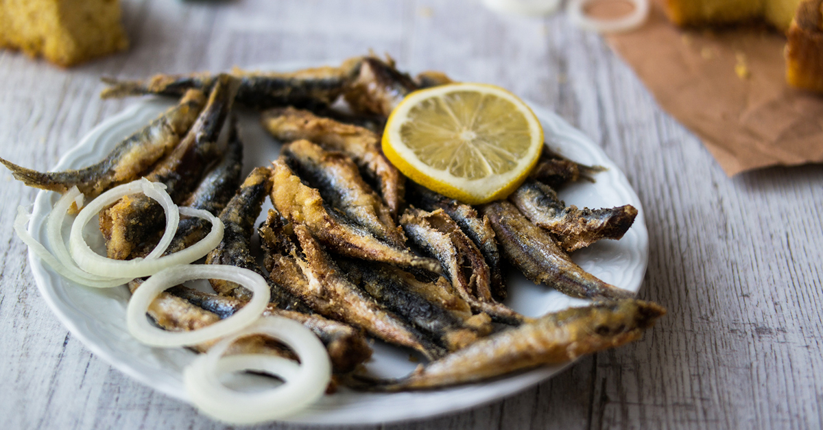 Kerpe Balıklarının Tadına Bakın
