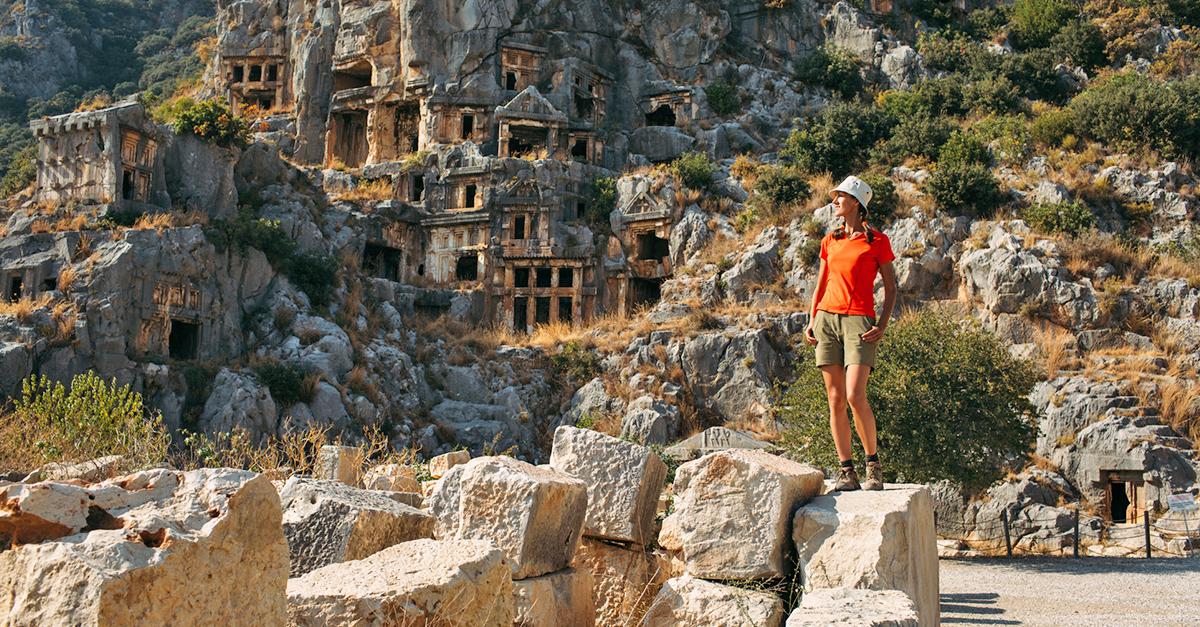 Kızıltaş Villa Tatilinizde Bölgenin En Güzel Antik Kentlerini Gezin