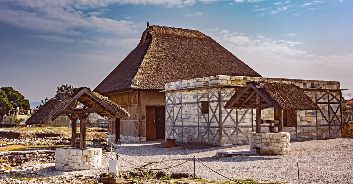 Klazomenai Antik Kenti'ni Gezin