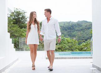 Lüks villa kiralayarak romantik ve gözlerden uzak bir balayı yaşamaya ne dersiniz?