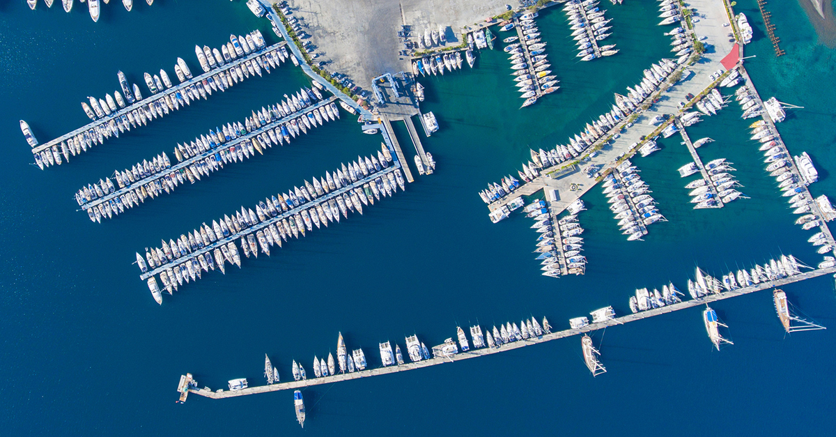 Marmaris Marinada Alışveriş Yapın