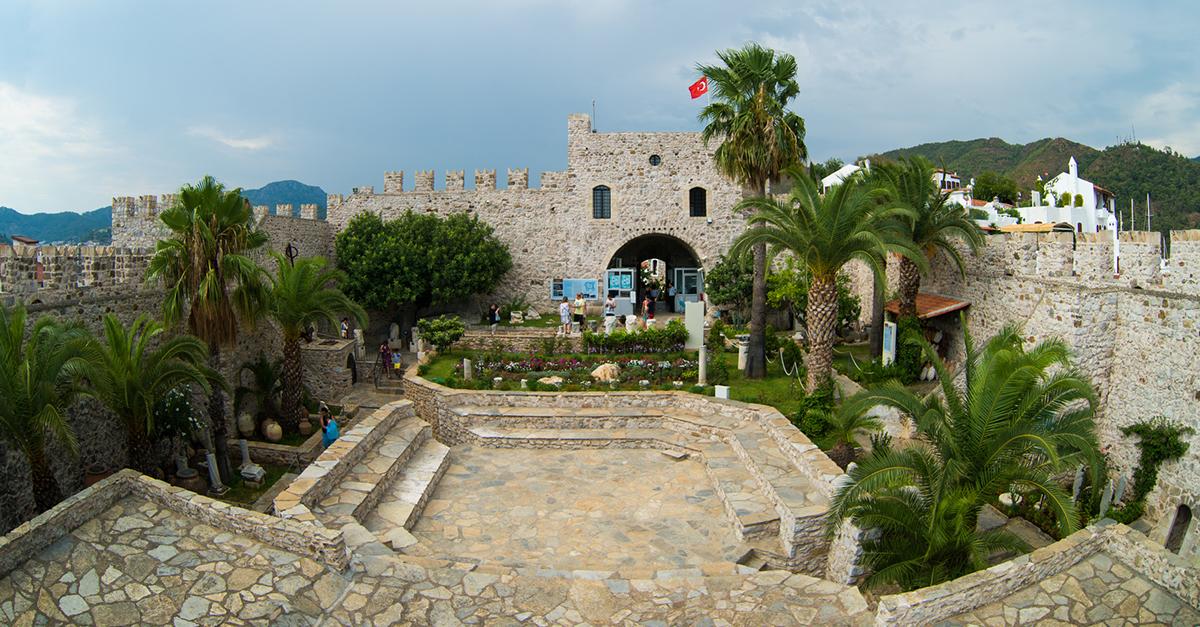 Marmaris Müzesini Gezin