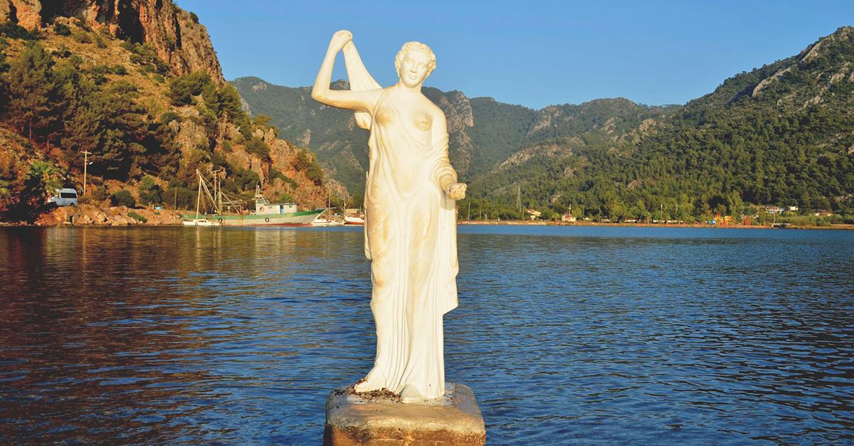 Marmaris'in En Güzel Beldelerinden Orhaniye'yi Keşfedin