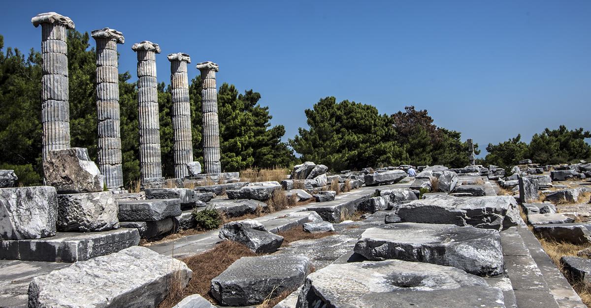 Priene Milet ve Didyma Antik Kentlerini Gezin