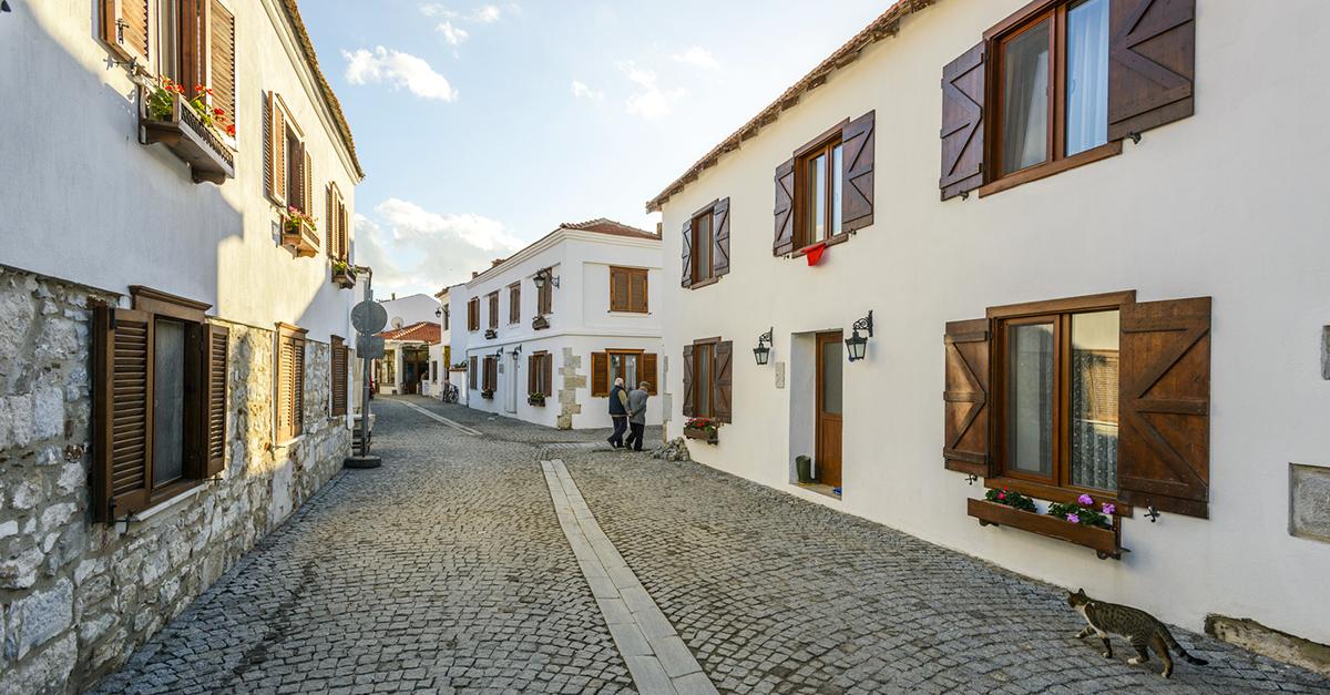 Sığacık Köyü'nü Keşfedin