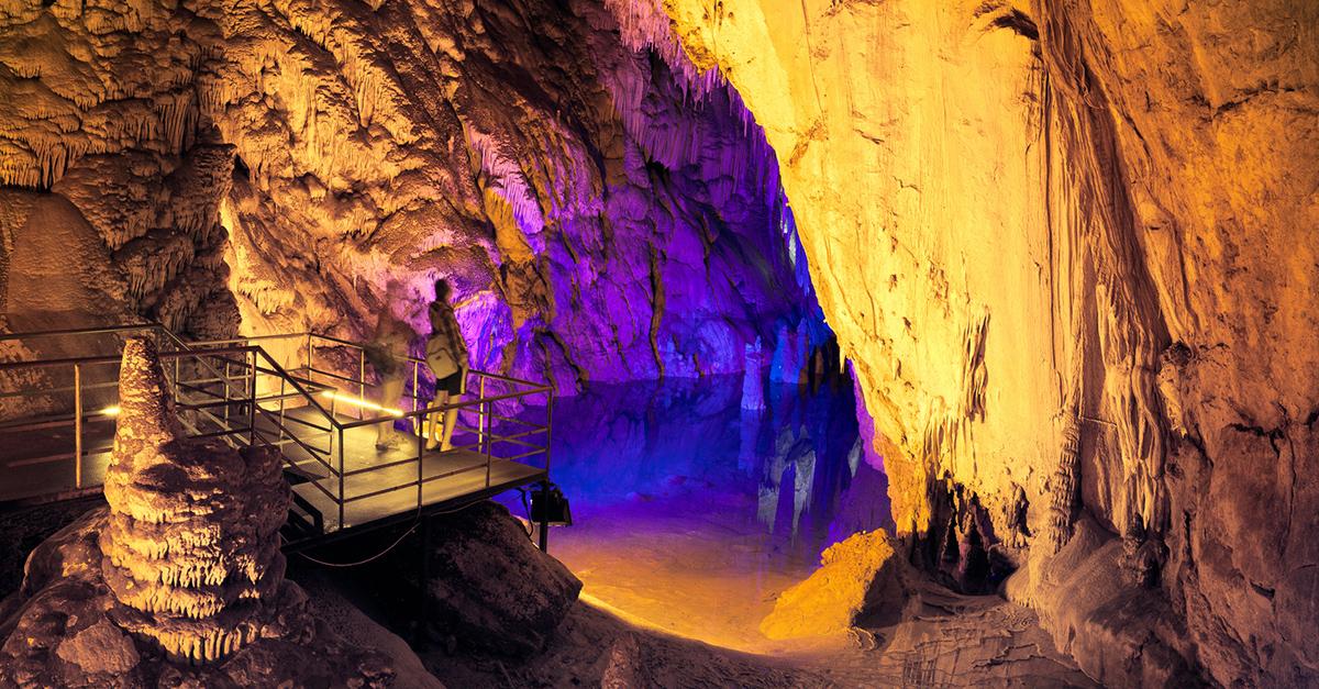 Ünlü Dim Mağarasını Ziyaret Edin