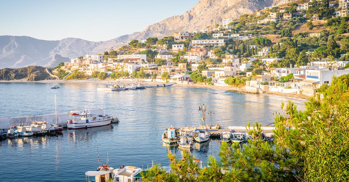 Yunan Kos Adası